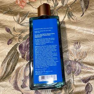 Bath & Body Works Accents - Cabana Breeze Shower Gel